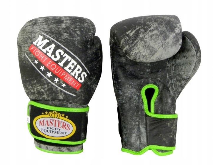 Rękawice bokserskie MASTERS RBT-6 12 oz UWAGA ZMIA