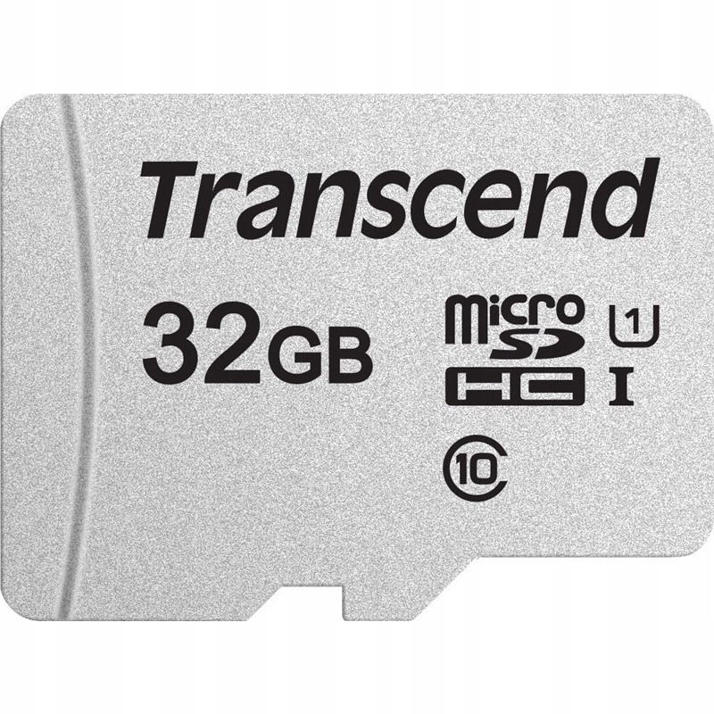 Transcend Memory MicroSDHC Class 10 - Karta pamięc