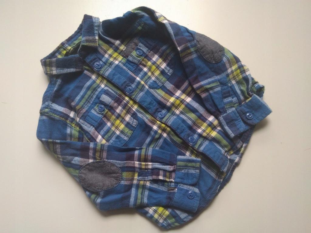 George koszula krata 86/92