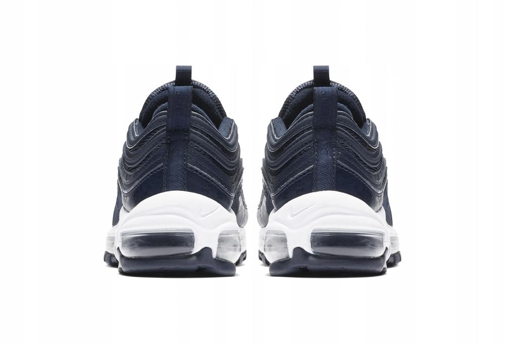 Buty Nike Air Max 97 GS 921522 009 Czarne r 38,5