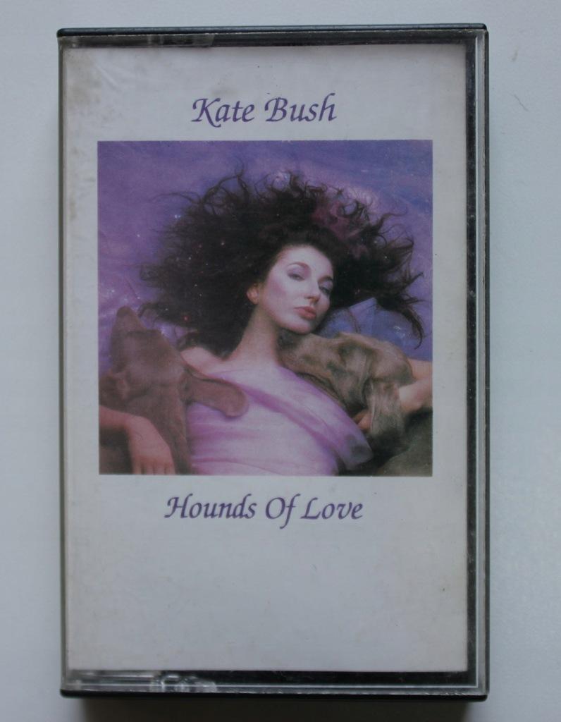 JVR| KATE BUSH – Hounds Of Love