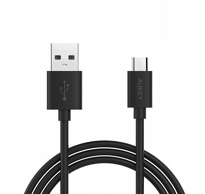CB-D9 Black szybki kabel Quick Charge micro USB-US