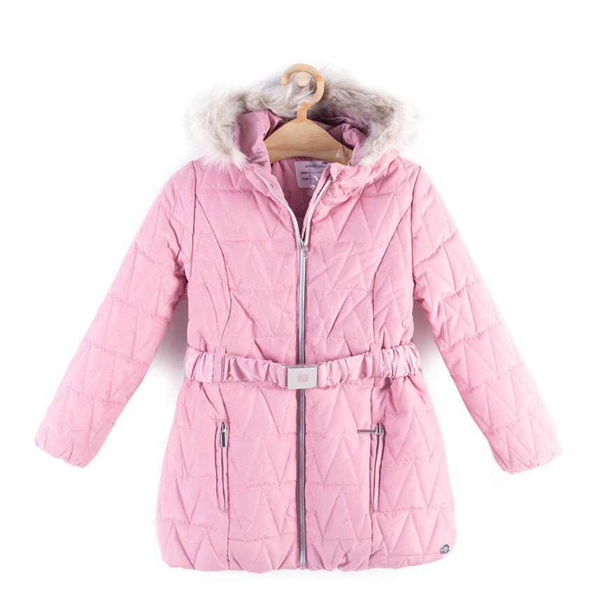 coccodrillo płaszcz zimowy dziewczęcy 116