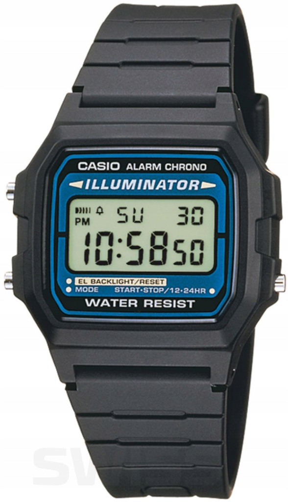 Zegarek Casio Collection F-91W
