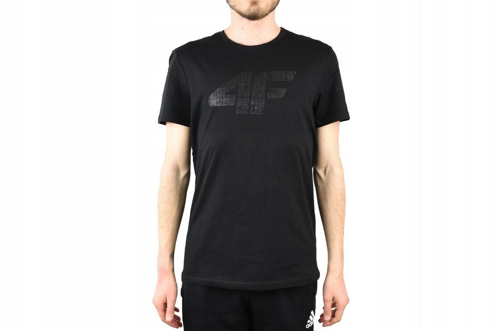 4F MEN'S T-SHIRT (L) Męski T-shirt