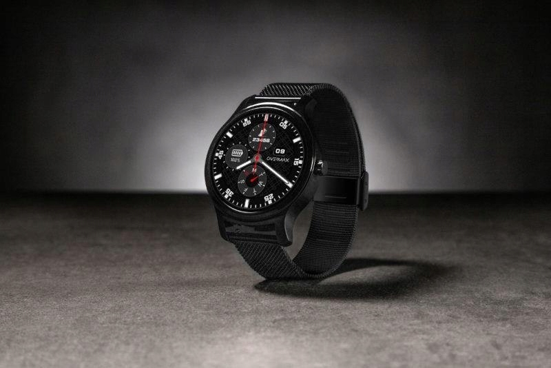 Smartwatch Overmax OV-TOUCH 2.6 BLACK (Aparat - pi