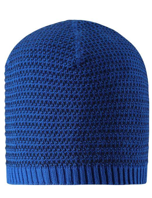 REIMA czapka beanie Reima Poukama Blue 44/46