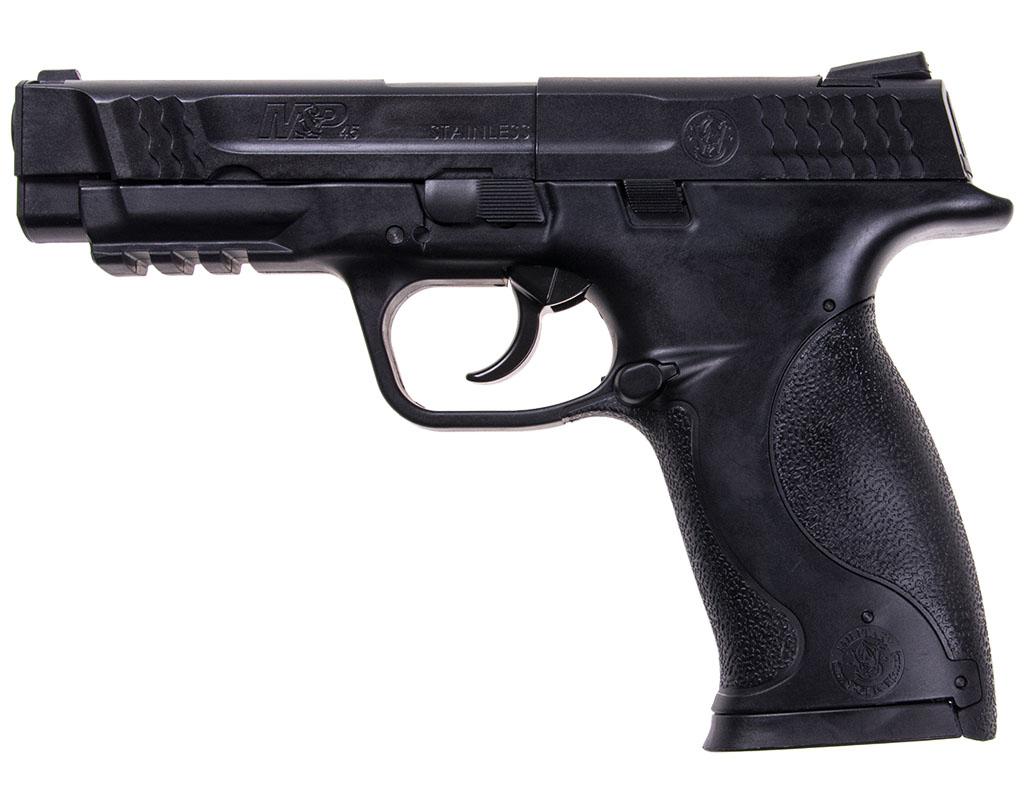 Wiatrówka pistolet Smith Wesson MP 45 4,5 ZESTAW