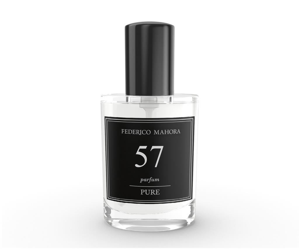 Perfumy męskie kolekcja pure Fm 57. poj. 30ml