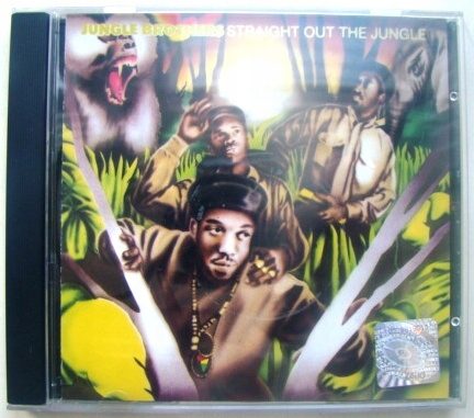JUNGLE BROTHERS - Straight Out The Jungle - 1988