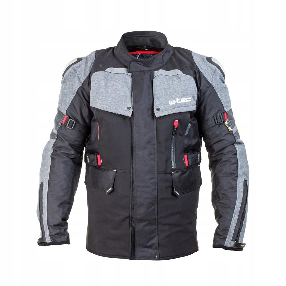 Męska kurtka motocyklowa W TEC na motor Roz. XL