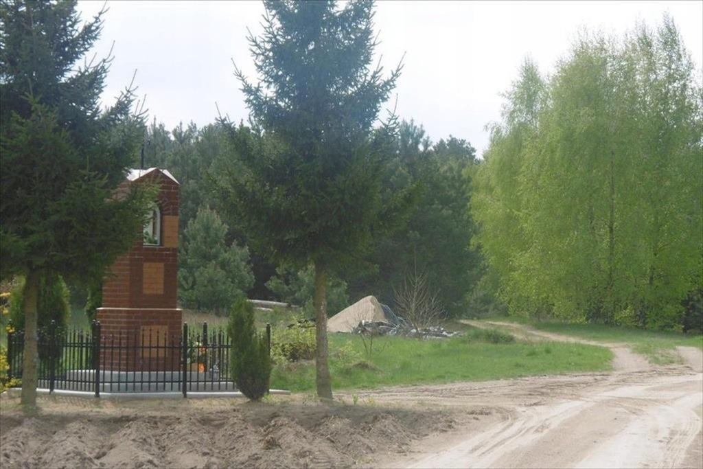Działka Rogowo, rypiński, 2027,00 m²