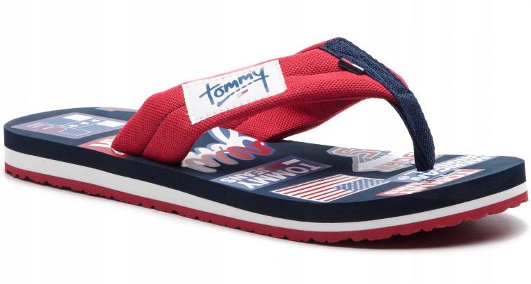 Klapki Japonki męskie Tommy Hilfiger/ Jeans 45
