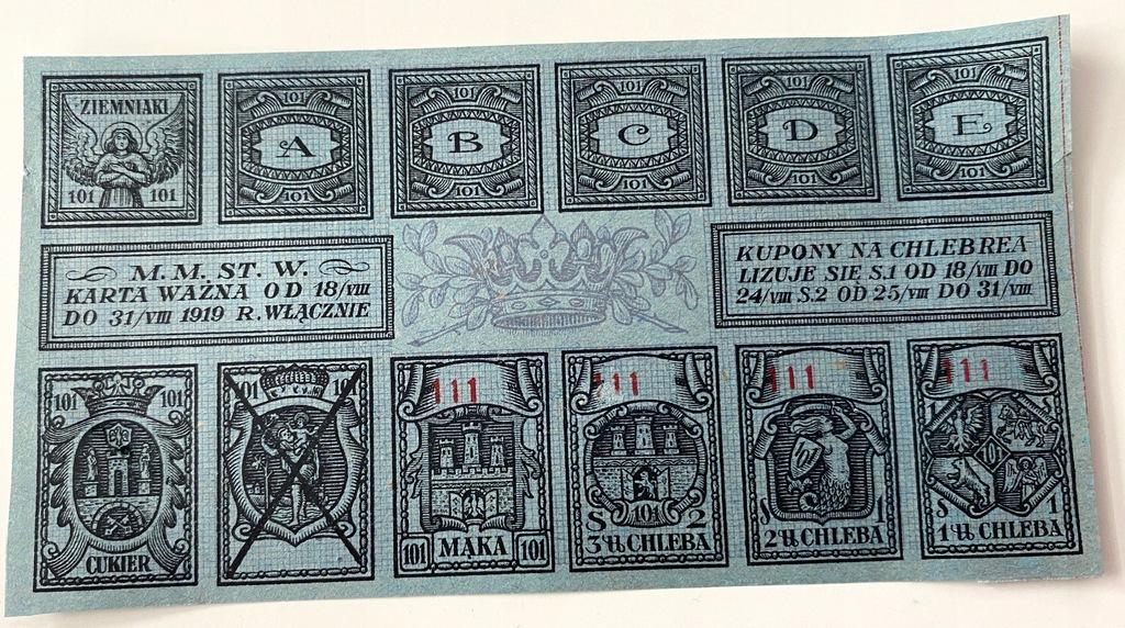 3685. Warszawa okres 101
