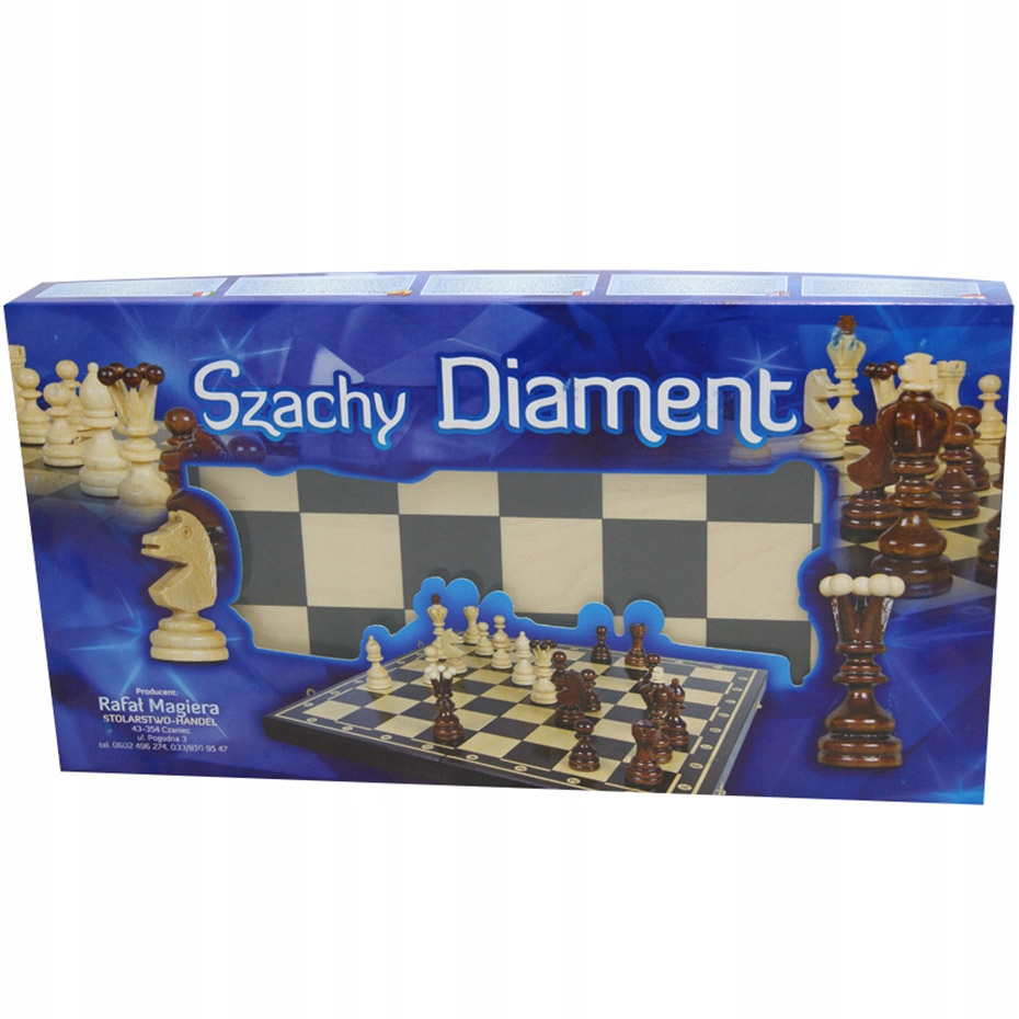 Szachy Diament Mag
