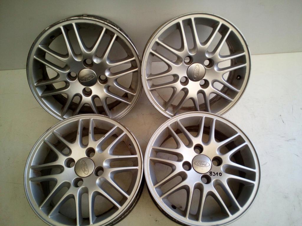 Alufelgi 4x108 15 Ford Focus Fiesta Fusion L8310 8436723604 Oficjalne Archiwum Allegro