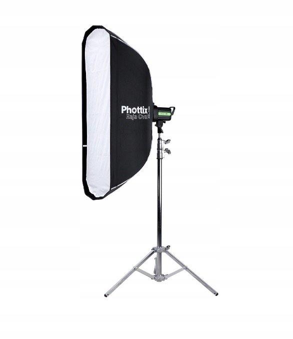 softbox Phottix Raja QuickFolding 50x120cm PROFOTO