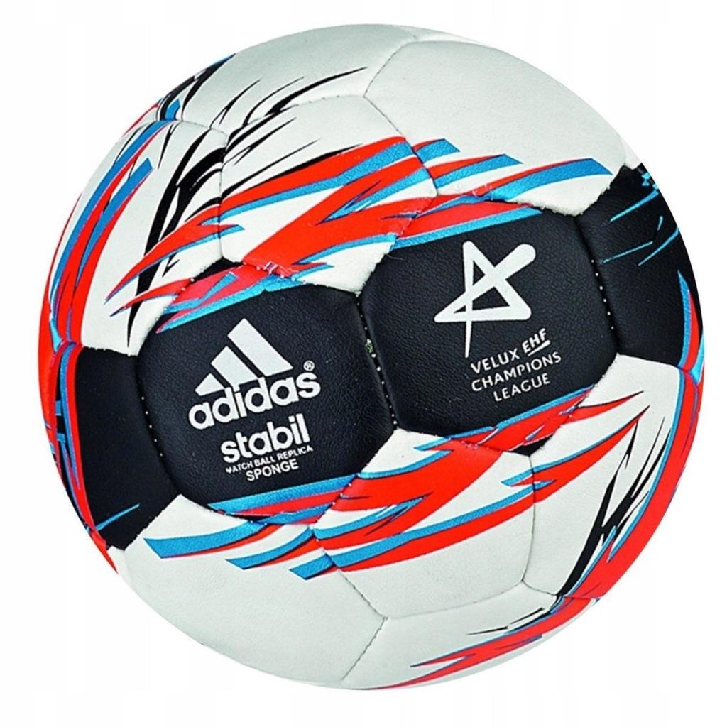 Piłka Ręczna Adidas Stabil Sponge S87881 R.0