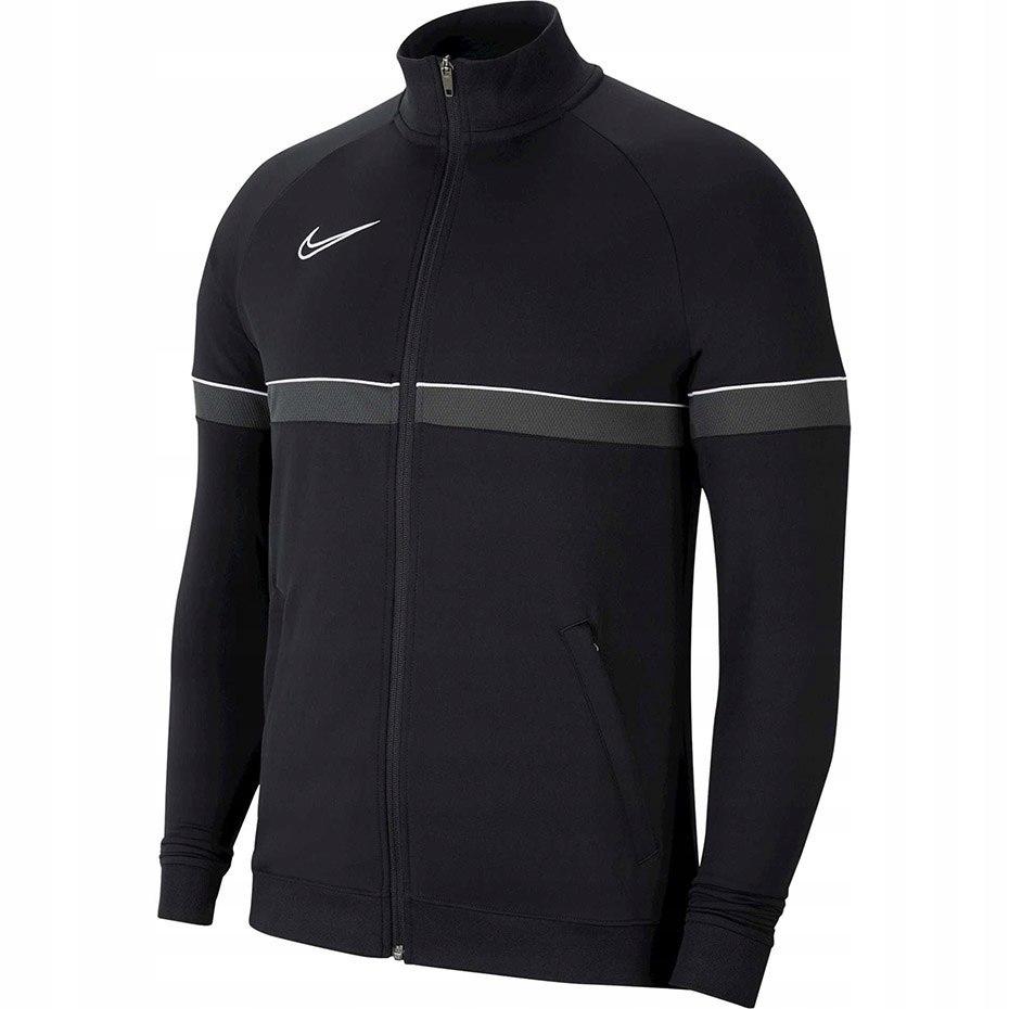 Bluza męska piłkarska Nike Dri-FIT czarna XL