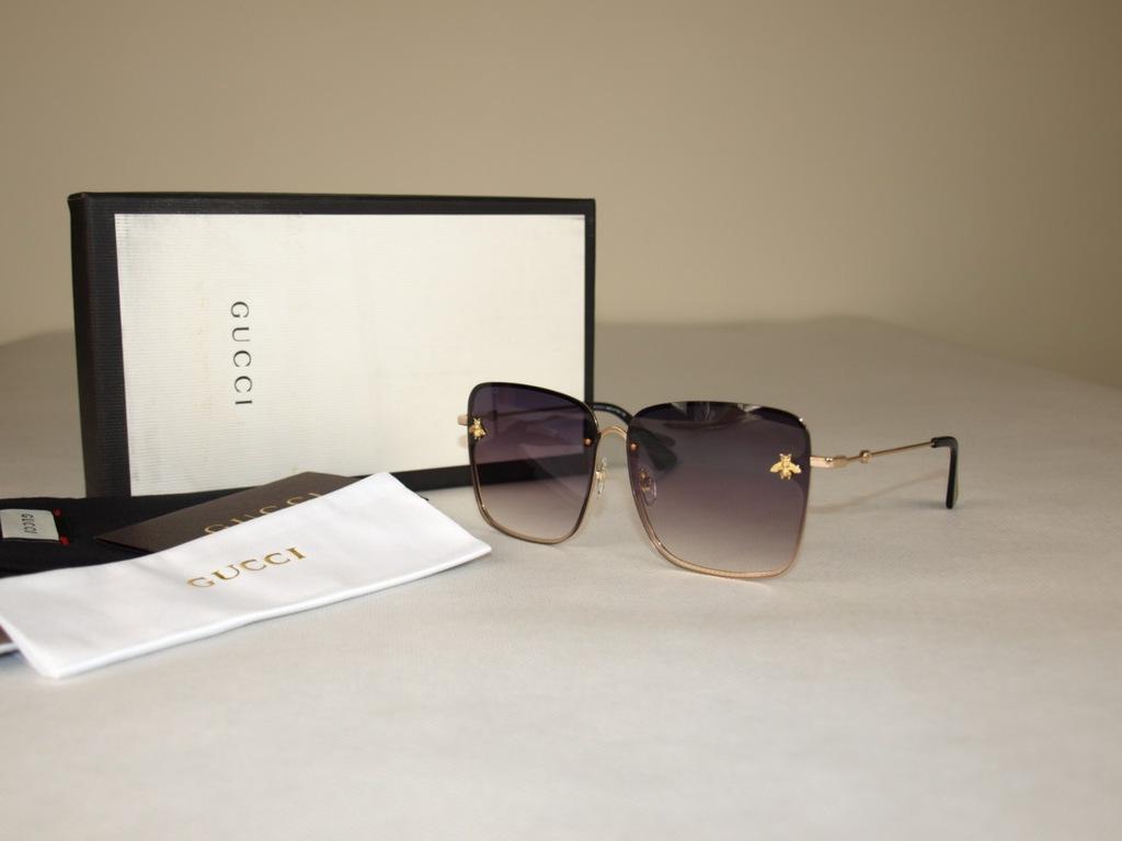 Gucci Etui Na Okulary 8533883673 Oficjalne Archiwum Allegro