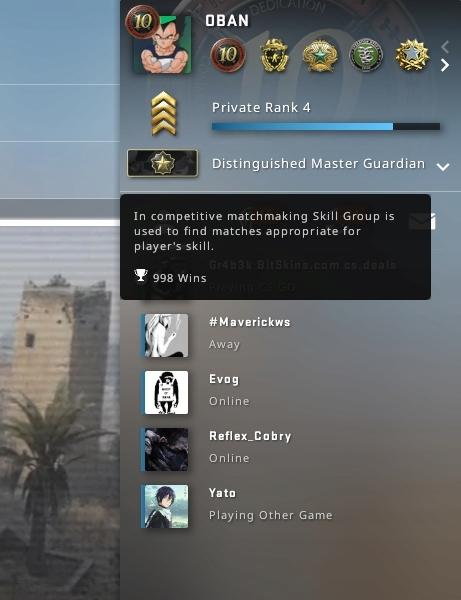matchmaking poziom 6
