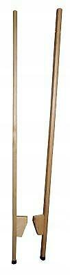 Drewniane szczudła Wenzel regulowane - 150cm
