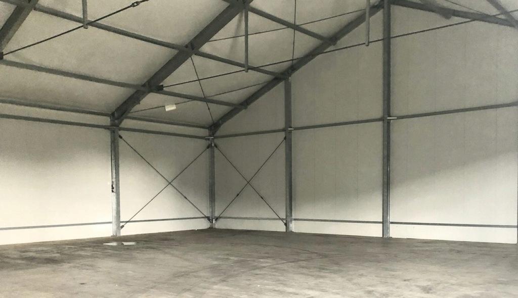 Magazyny i hale, Szczecin, 720 m²
