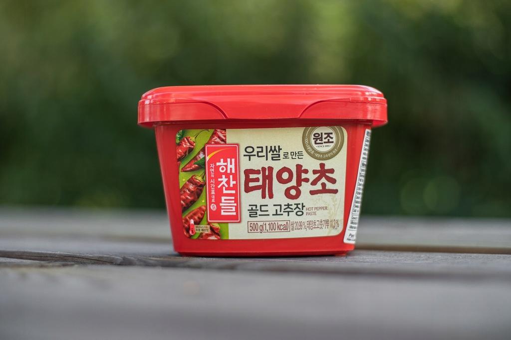 Koreańska pasta gochujang
