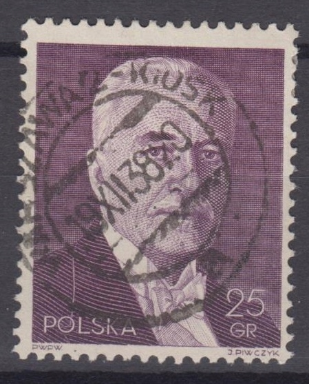 1938r. Fi. 325 znaczek z bloku 7