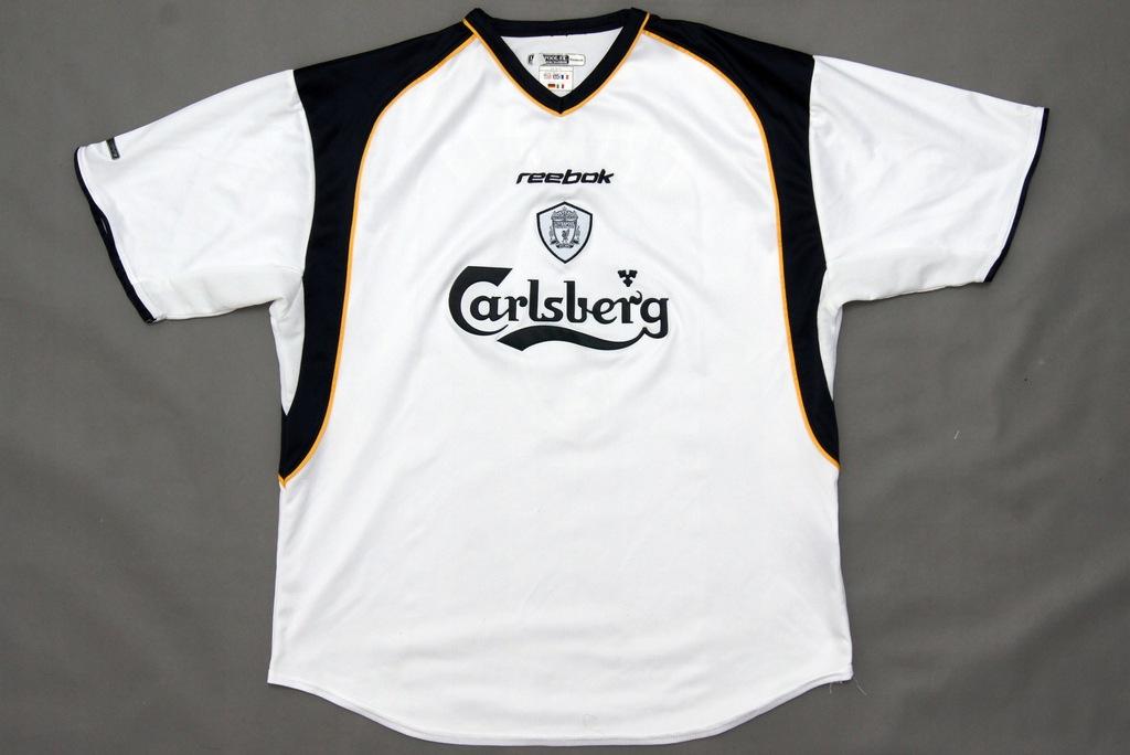 LIVERPOOL 2001_Koszulka piłkarska - XL