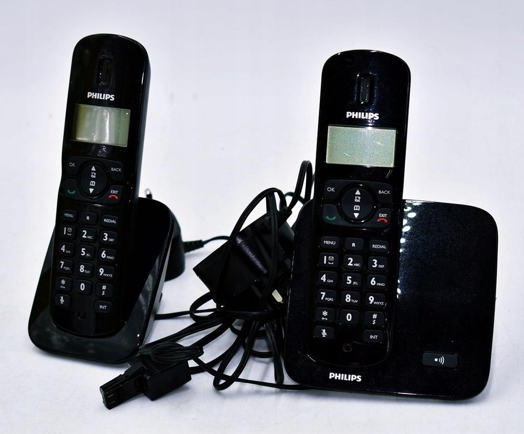 9111-26 PHILIPS CD170 DUO a#g TELEFONY STACJONARNE