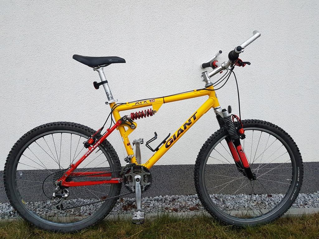 Rower górski Giant ATX 990 magury hs33 Judy xc
