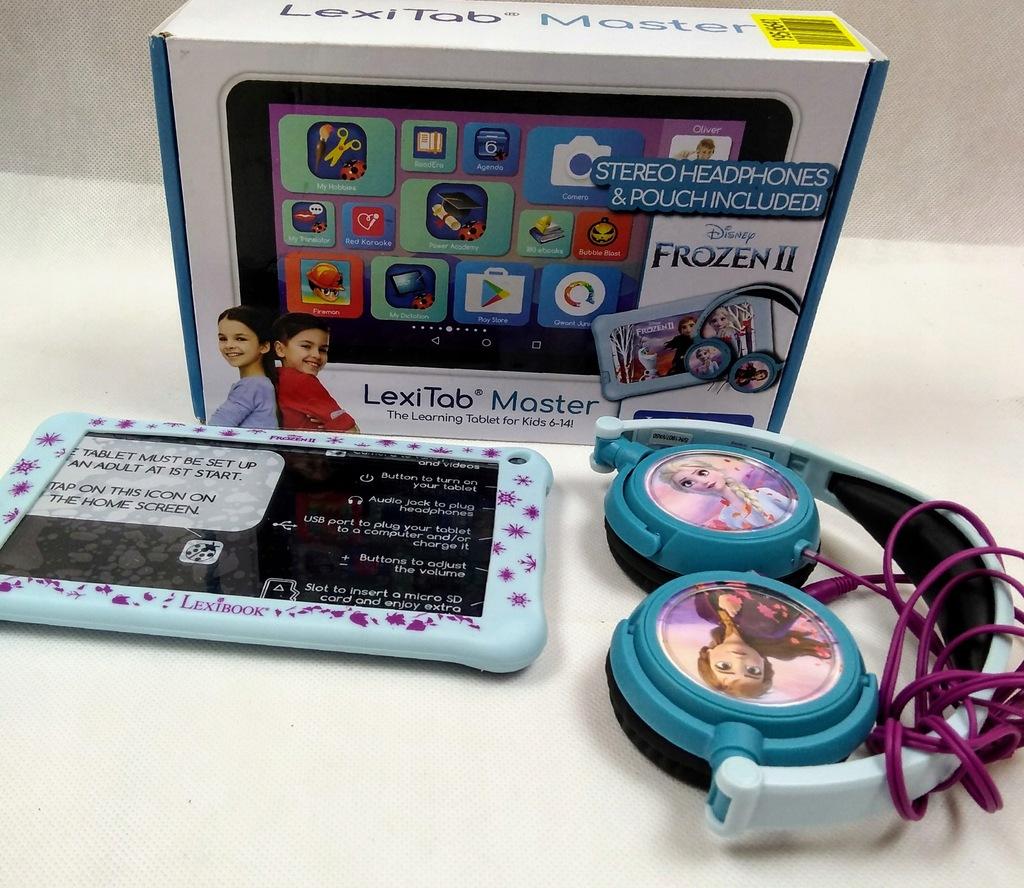 Lexibook LexiTab Master Disney Frozen Tablet sluch