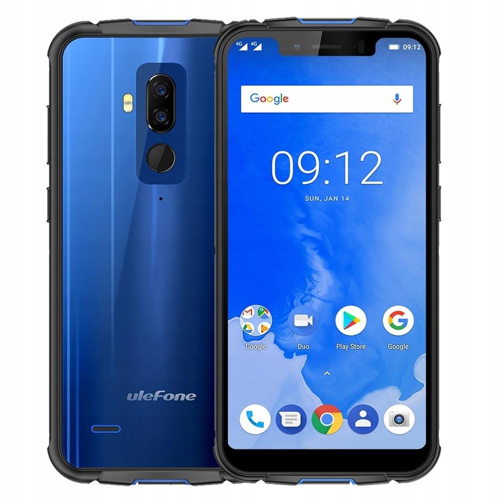 Telefon Ulefone Armor 5 IP68 4/64GB A8.1 Octa Nieb