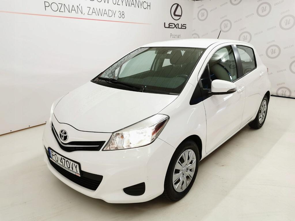 Toyota Yaris 1.33 VVT-i Premium, Salon Polska, Ser