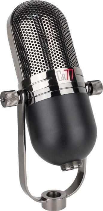 MXL CR77 - Mikrofon dynamiczny + kurs obróbka woka