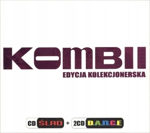 Kombii Edycja Kolekcjonerska Slad Dance 3 Cd 7695445759 Oficjalne Archiwum Allegro