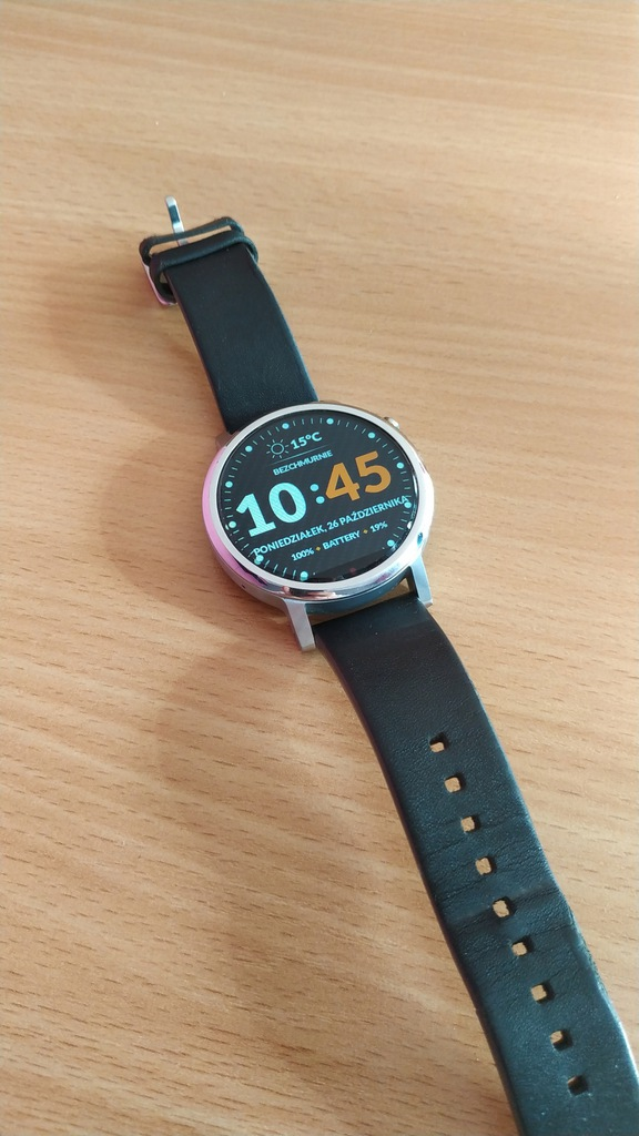 Smartwatch Moto 360 (2nd generation) | 46mm