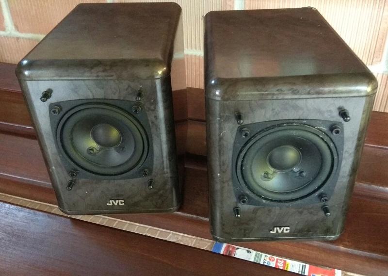 KOLUMNY JVC SP-UX 5000