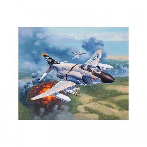 Revell 03941 1/72 F-4J Phantom Us Navy REVELL