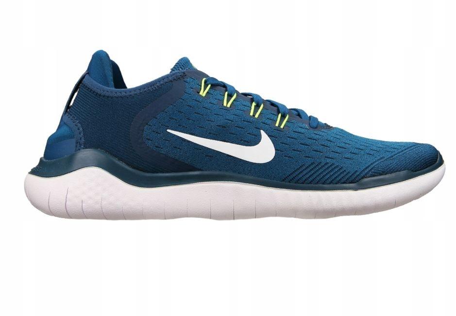 Buty Nike Free RN 2018 402 EU 42 CM 26.5
