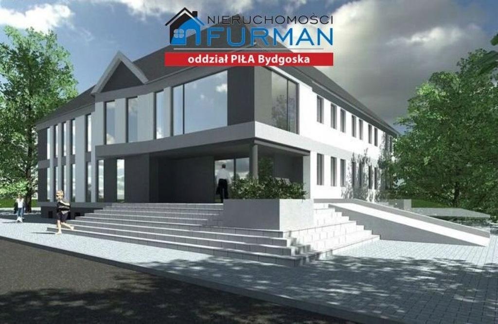 Biuro, Piła, Pilski (pow.), 90 m²