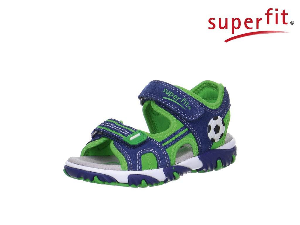 Sandały Superfit 2-00174-88 MIKE2 r30