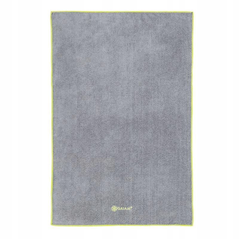 Ręcznik do jogi szary 61461