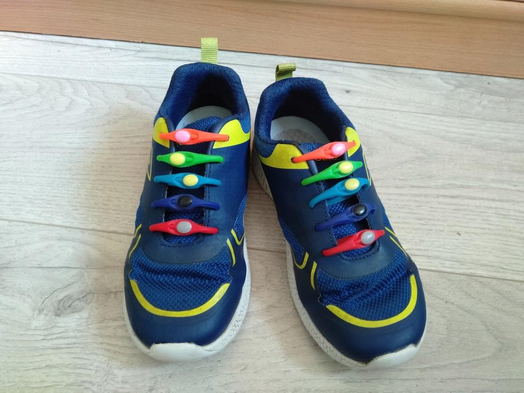 Trzewiki dziecięce GEOX r. 30 chłopięce adidasy