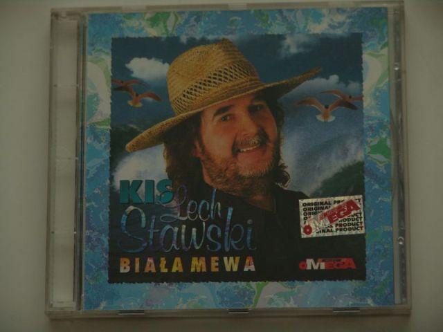 Kis Lech Stawski Biala Mewa Cd 1995 7482725203 Oficjalne Archiwum Allegro