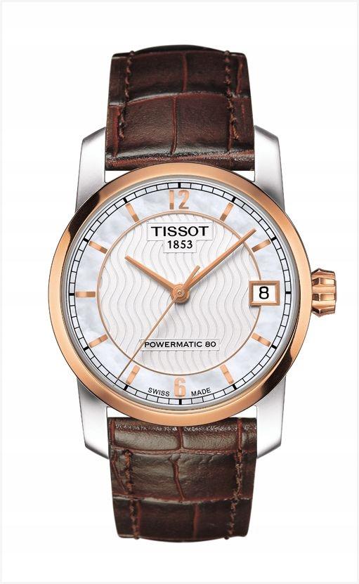 tissot T087 Powermatic80 LADY T0872075611700