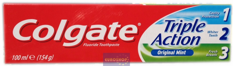 Colgate Triple Action 100 ml