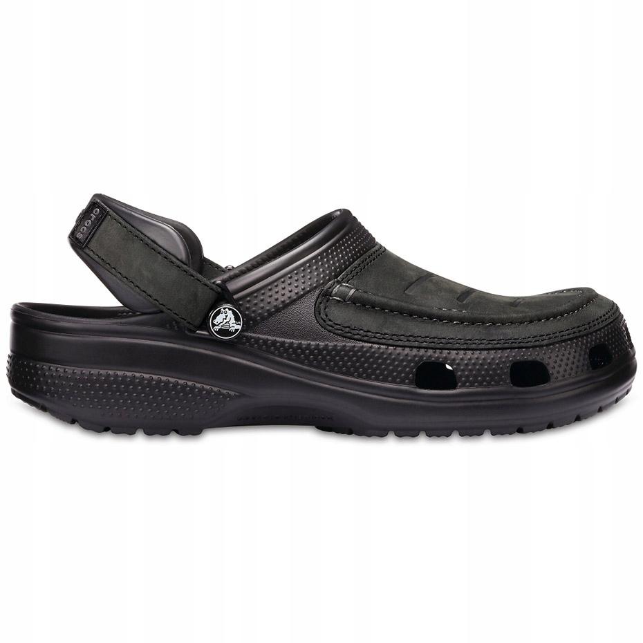 Crocs męskie Yukon Vista Clog czarne 205177 060 41