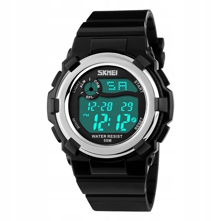 Zegarek dziecięcy - SKMEI - elektroniczny - kolory